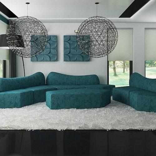 Фото интерьера дома Zx22 1