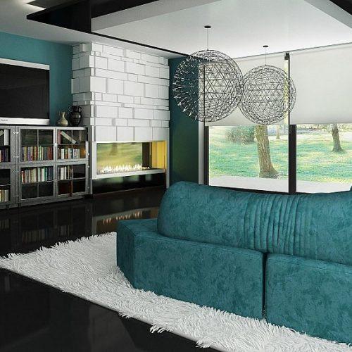 Фото интерьера дома Zx22 3