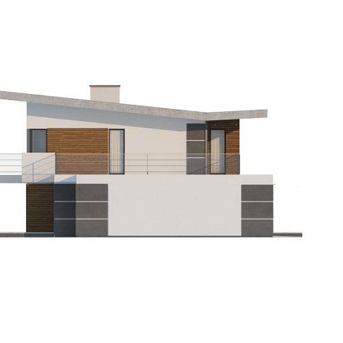 Фасад дома Zx22 2