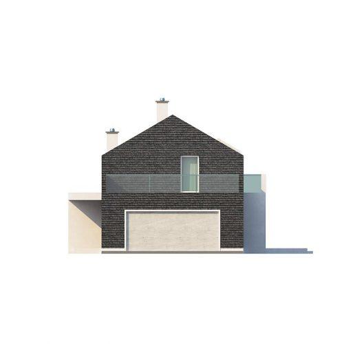 Фасад дома Zx40 1
