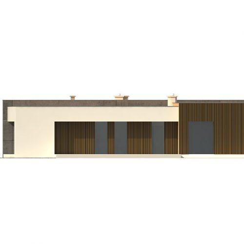 Фасад дома Zx49 GP2 2