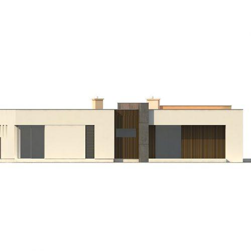 Фасад дома Zx49 GP2 3