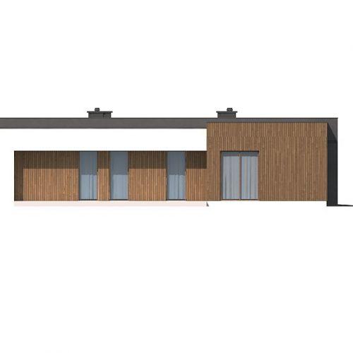 Фасад дома Zx49 minus 2