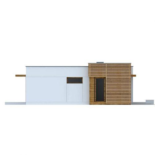 Фасад дома Zx53 3