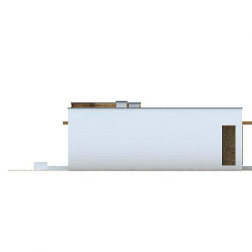 Фасад дома Zx53 4