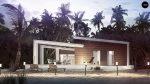 Фото проекта дома Zx57 вид с улицы
