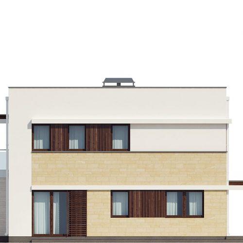 Фасад дома Zx63 3