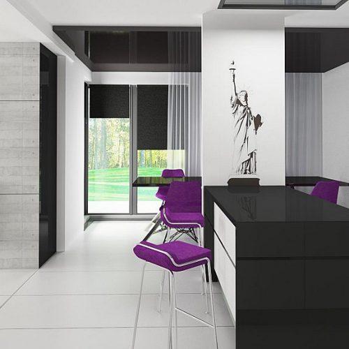 Фото интерьера дома Zx65 + 5