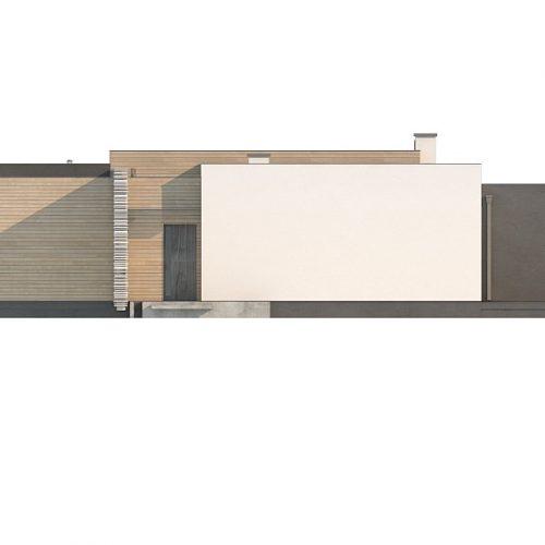 Фасад дома Zx65 + 3