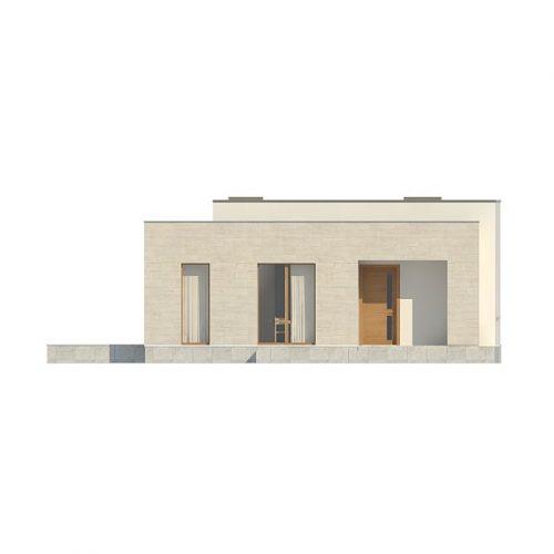 Фасад дома Zx67 1