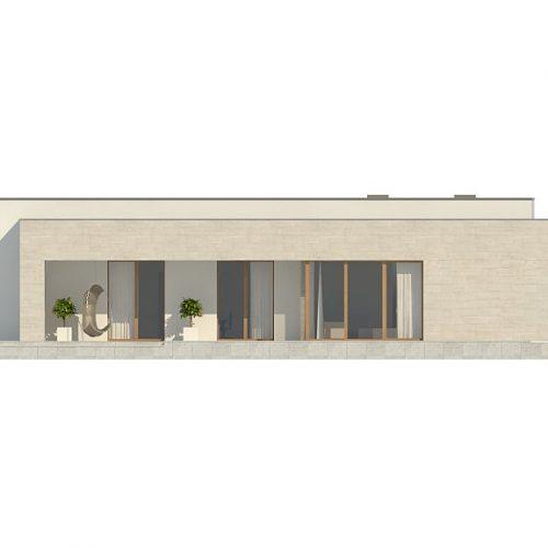 Фасад дома Zx67 2