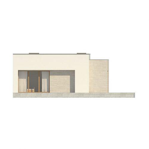 Фасад дома Zx67 3