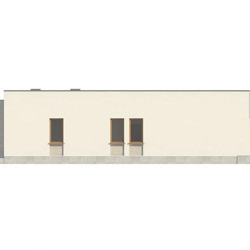 Фасад дома Zx67 4