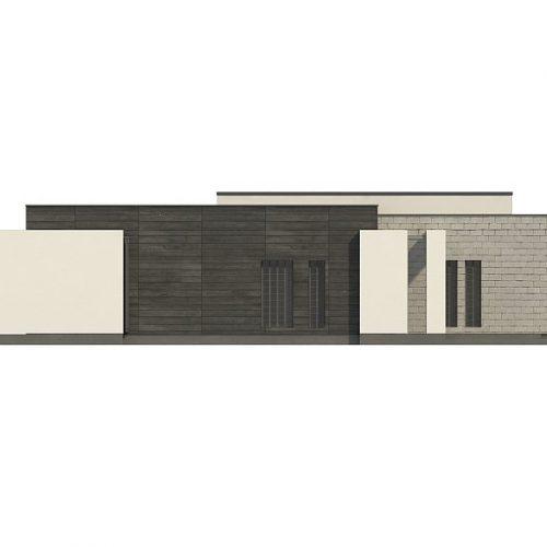 Фасад дома Zx69 2