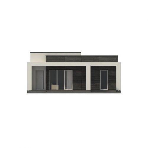 Фасад дома Zx69 3