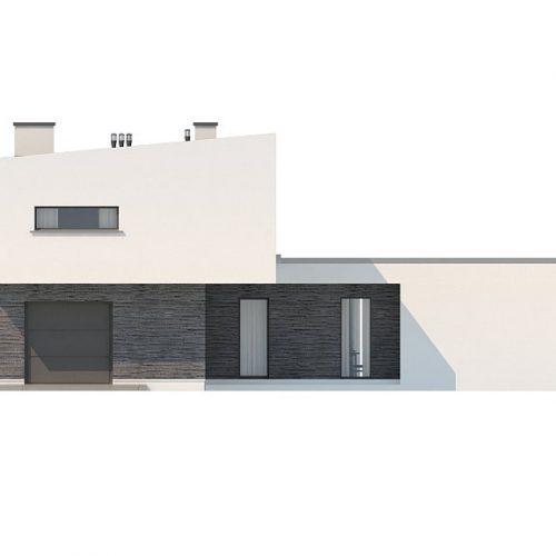 Фасад дома Zx70 1