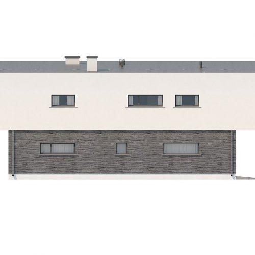 Фасад дома Zx70 2