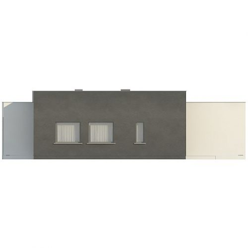 Фасад дома Zx72 4