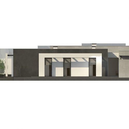 Фасад дома Zx79 2