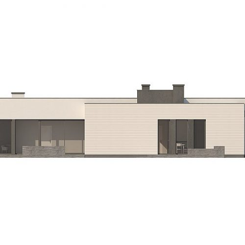 Фасад дома Zx99 2