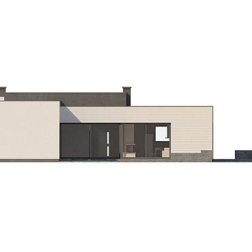 Фасад дома Zx99 3