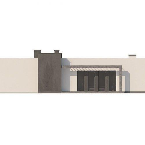 Фасад дома Zx99 4