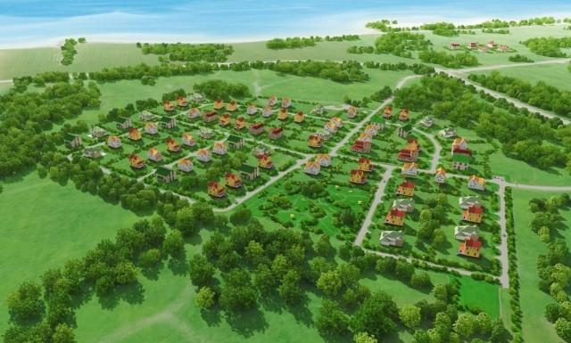 Дома на земельном участке